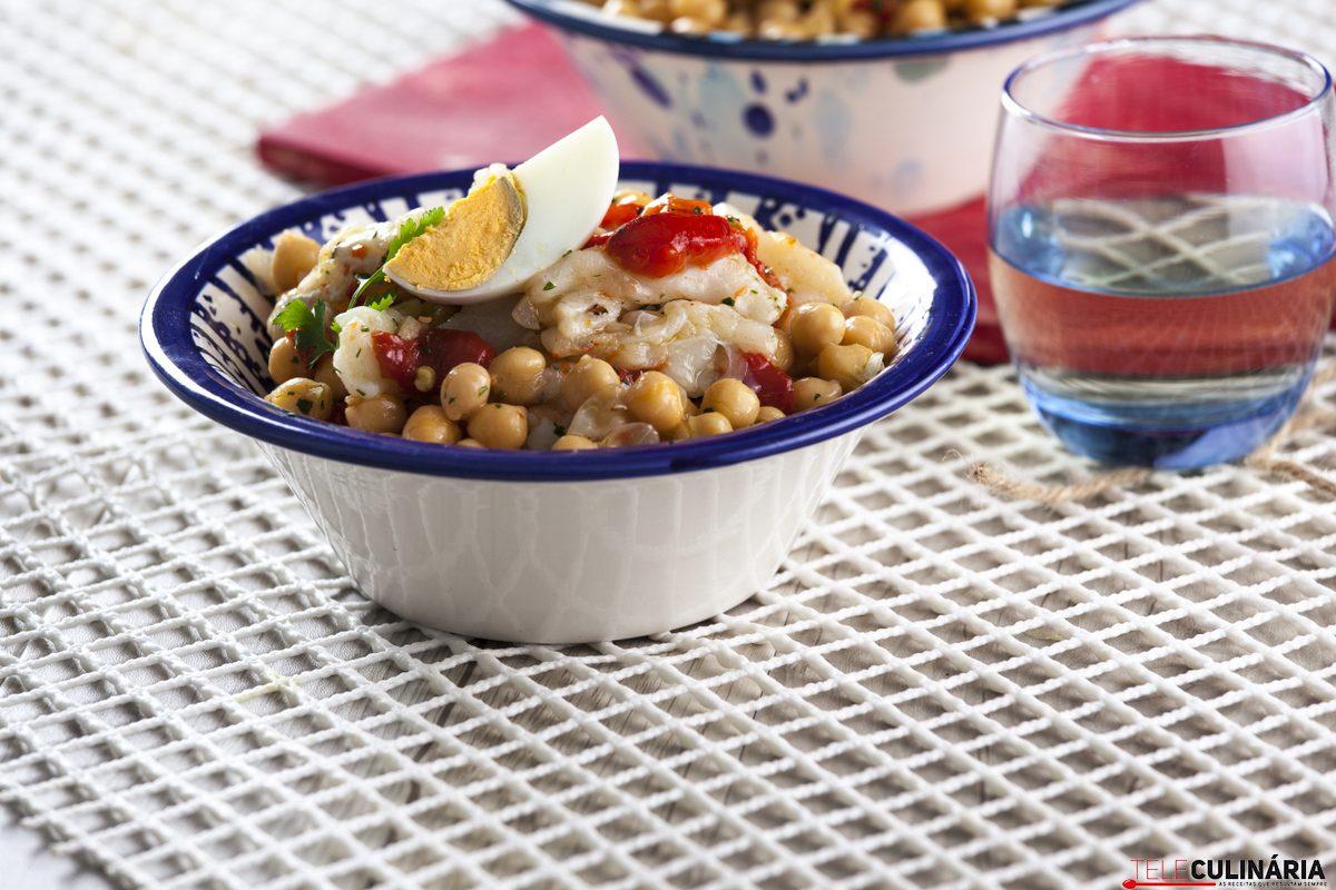 Salada de bacalhau CHLM 6