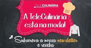 Subscreva a newsletter da TeleCulinária e receba um voucher de 15€ La Redoute