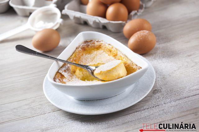 Crème brûlée TeleCulinária