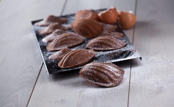 Madalenas de chocolate CHAA 6