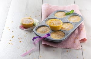 receita de queijadas de laranja