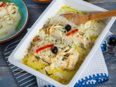 receita de bacalhau cremoso