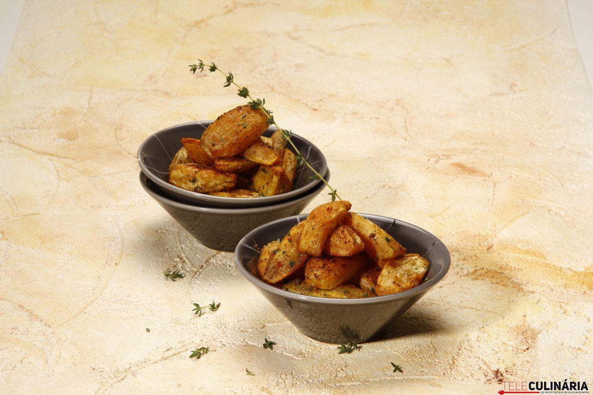 Batata doce assada com paprica 4