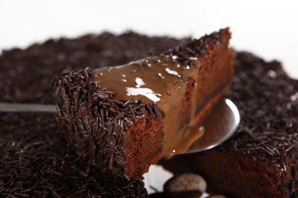 Receita de Brigadeiro de Páscoa Com Chocolate Preto