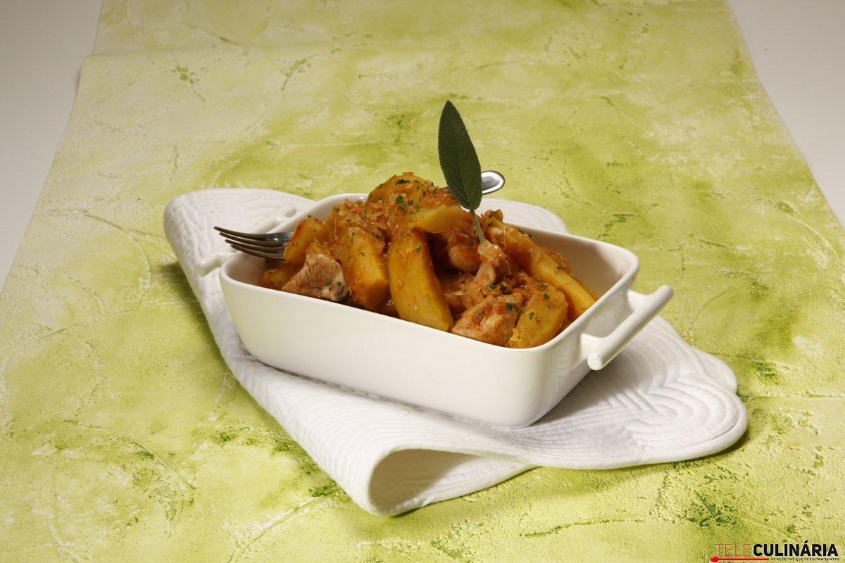 Ensopado de peru com batata doce 2