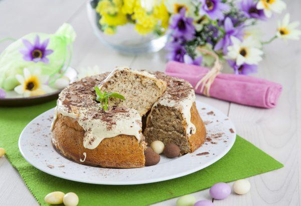 Pão de ló de 2 chocolates CHLJ 10