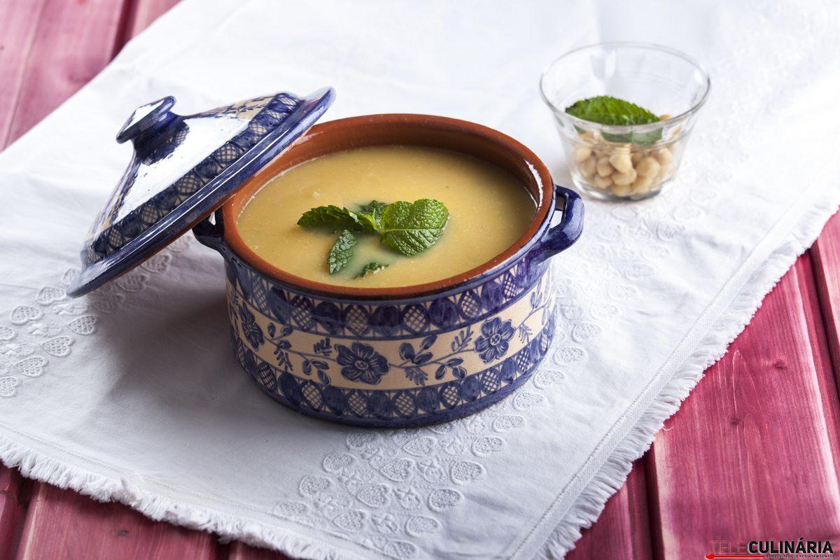 Sopa de grao CHFB 8