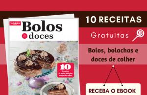 Ebook Bolos e Doces TeleCulinária