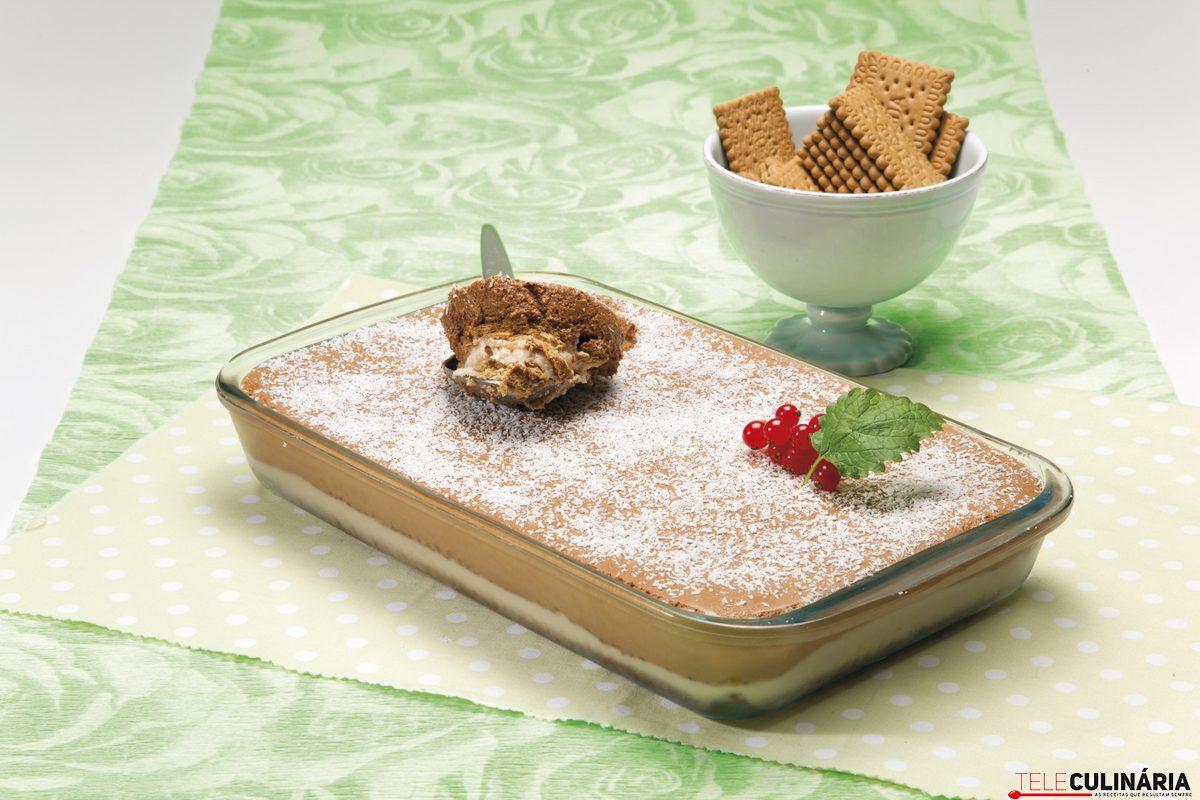 Delícia de chocolate e coco