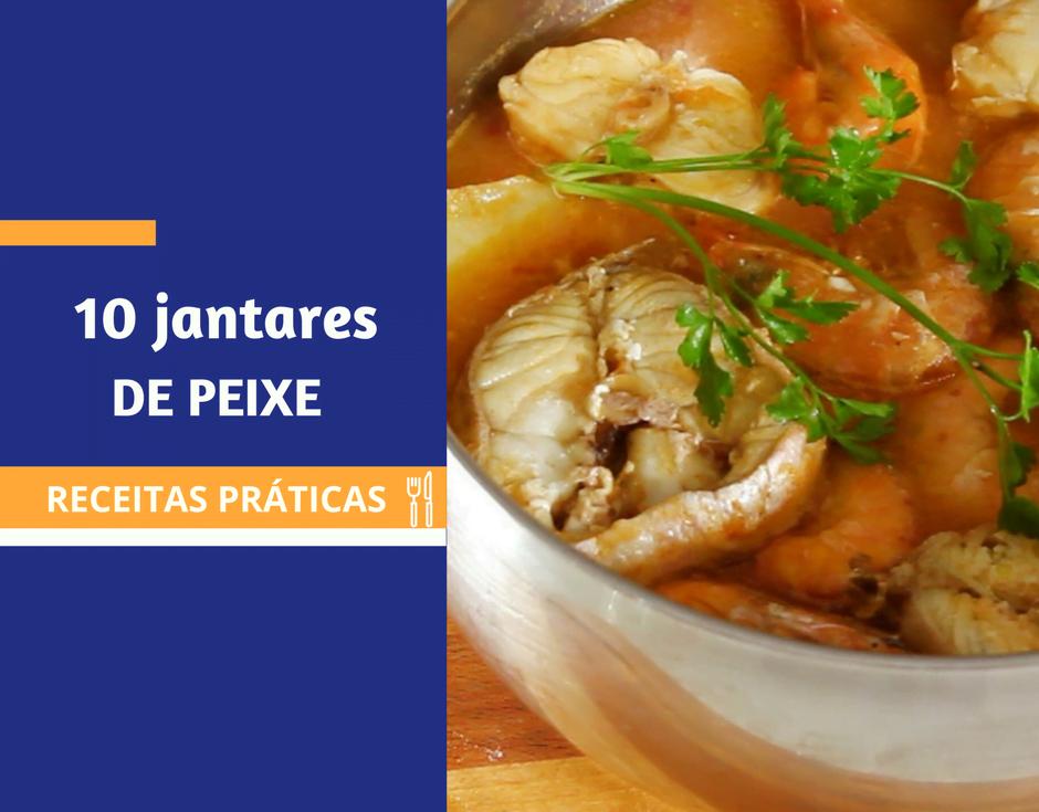 JANTARES DE PEIXE PRÁTICOS