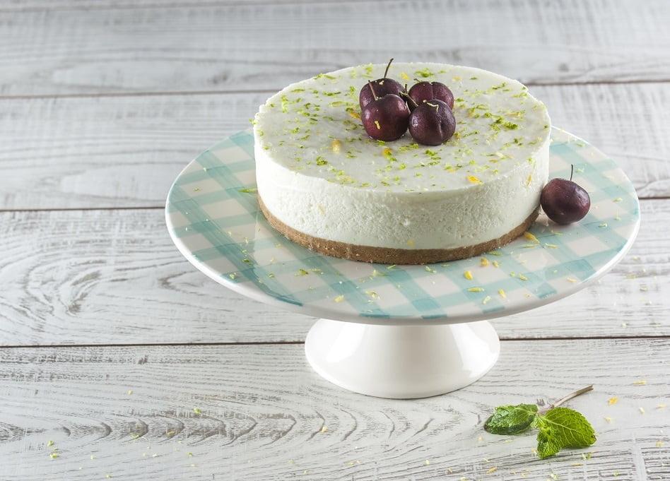 Cheesecake de lima limao CHLJ 11