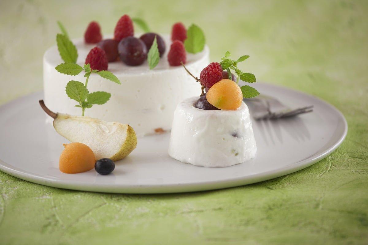 bavaroise de iogurte com frutos da estacao 1