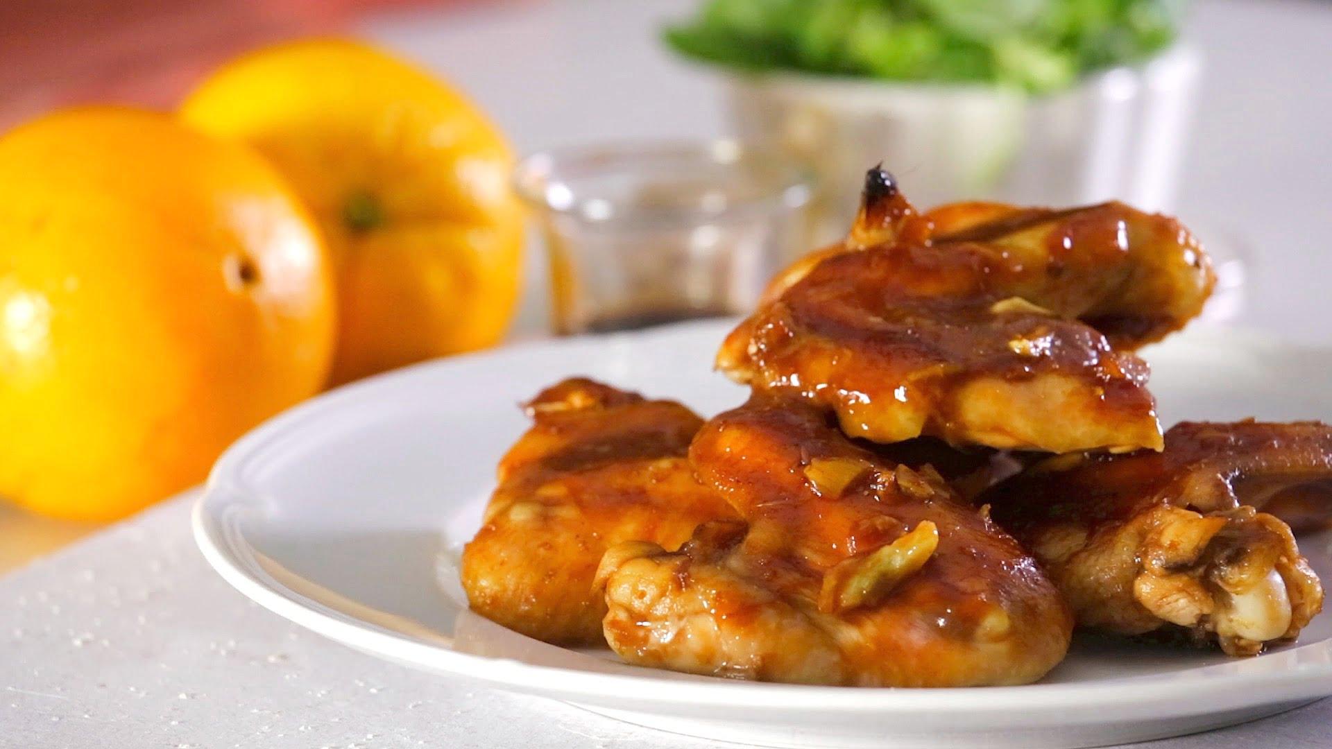 0331 Asinhas de frango ao alhinho CHPS