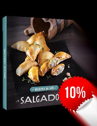 RECEITAS DA AVÓ – SALGADOS Image