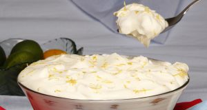 taça de leite condensado