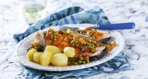 salmão à espanhola