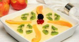 pavê de fruta