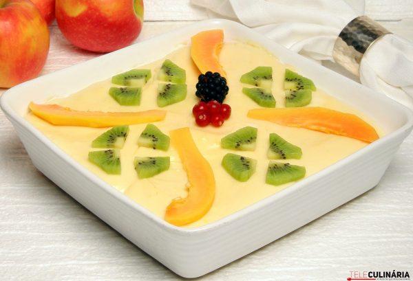 pave de fruta