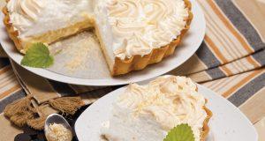 tarte de coco merengada
