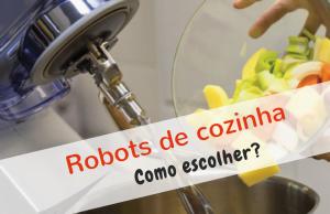 Robots de cozinha TeleCulinária