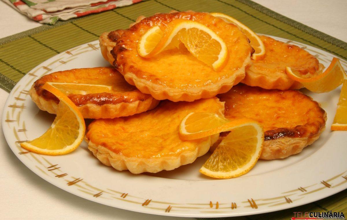 tarteletes de laranja