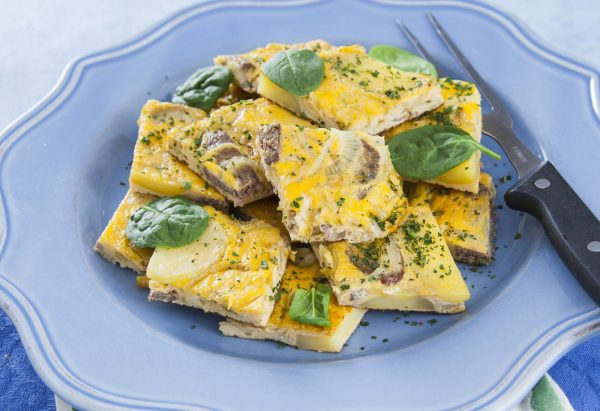 tortilha de carne com cebola e batata e1515416570244