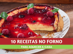 10 receitas no forno