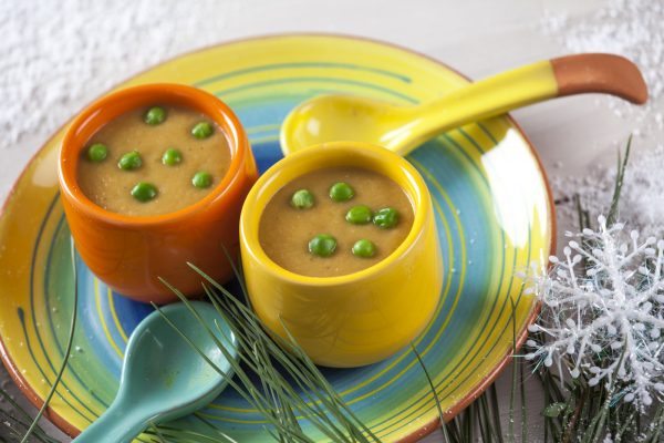 sopa de natal