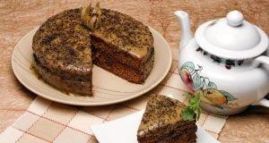 Receita de bolo rico