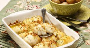 Filetes de peixe-espada