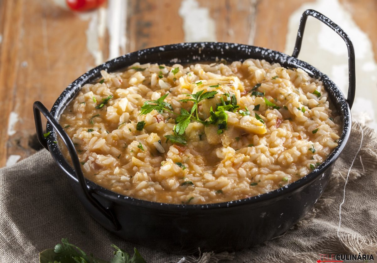 arroz de bacalhau
