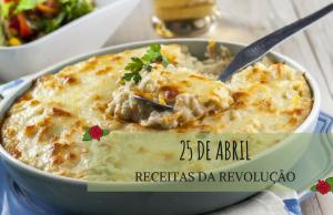 25 de abril - receitas da revolução