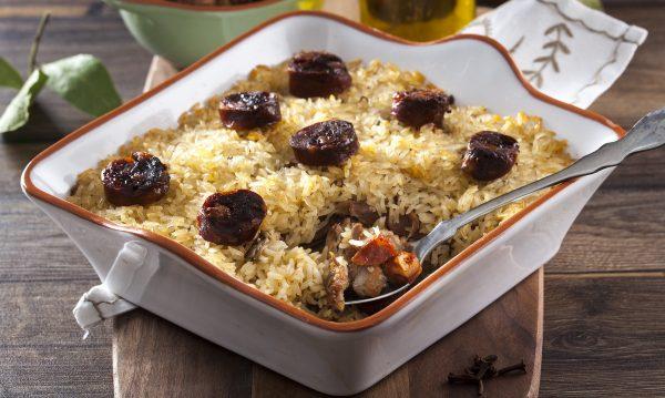 arroz de pato