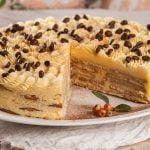 bolo de bolacha tradicional