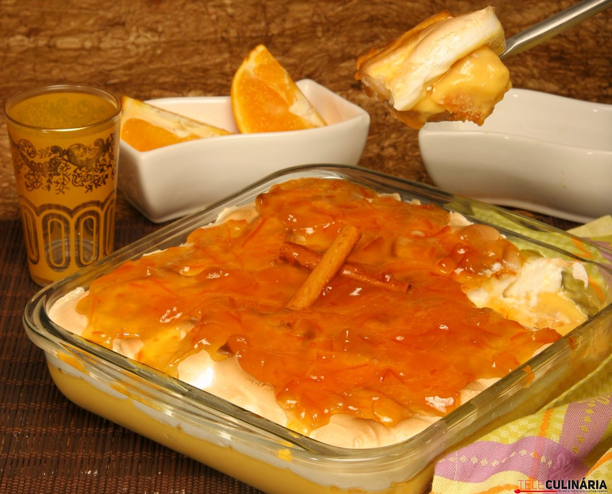 Delícia de laranja