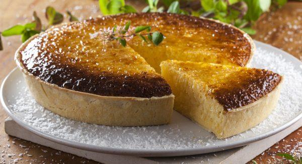 tarte de coco rapidinha