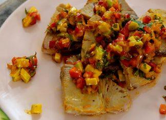 Tacos de atum