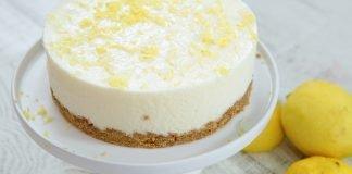J0072 cheesecake de limao ligth