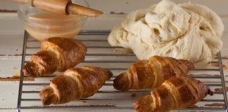 croissants de pasteleiro