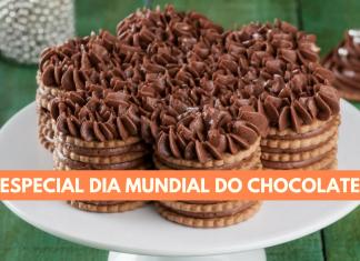 especial dia mundial do chocolate