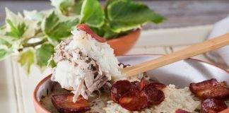 arroz de pato tradicional