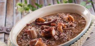 arroz de polvo a minhota
