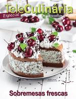 ebook Sobremesas Frescas TeleCulinária