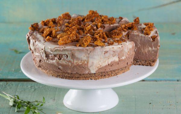 cheesecake de chocolate e caramelo 3