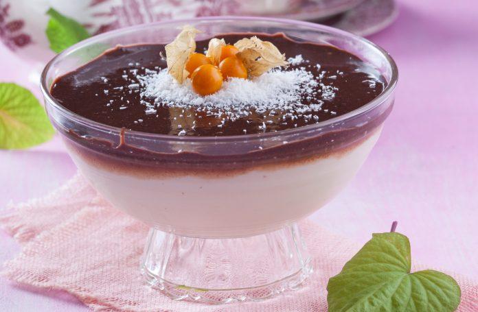 delicia de coco e chocolate 1