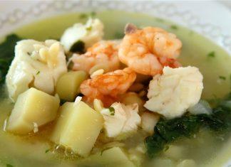 0525 Sopa peixe com massinhas CHSB