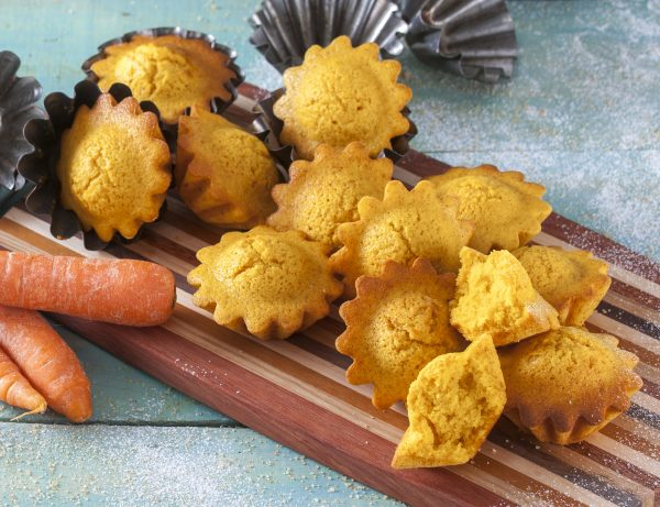queques de cenoura