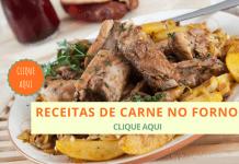 receitas de carne no forno