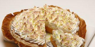 tarte de lima merengada