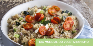dia mundial do vegetarianismo